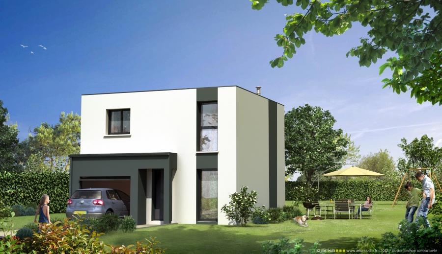 Constructeur mikit pr sente sa maison isalie for Maison de constructeur prix