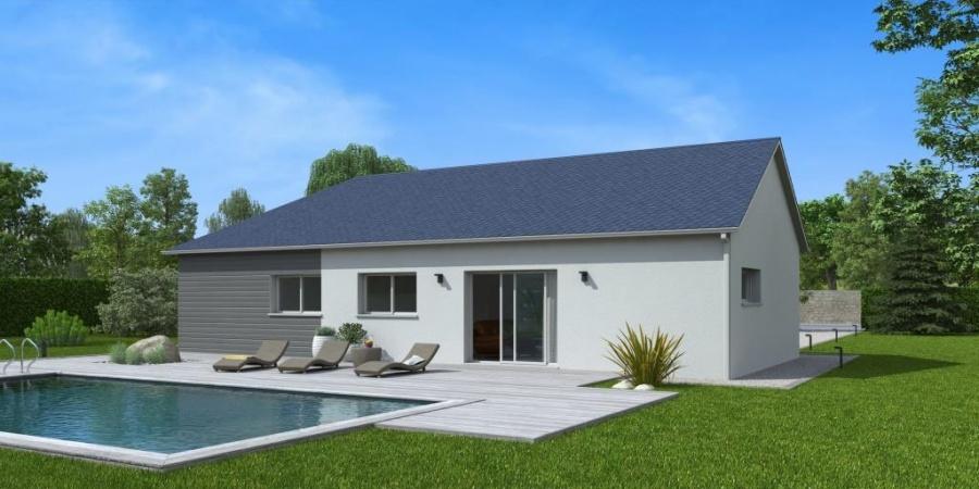 constructeur natilia amiens pr sente sa maison natilys 3 chambres. Black Bedroom Furniture Sets. Home Design Ideas