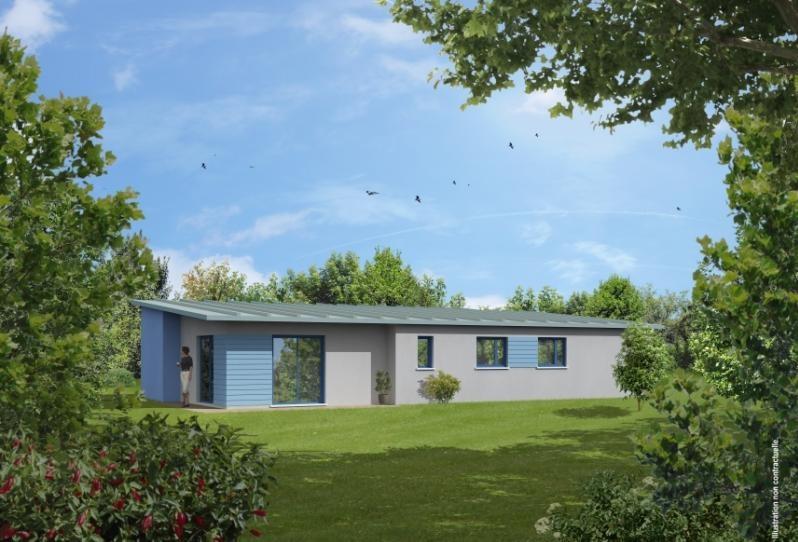 Constructeur natilia maison bois pr sente sa maison gamme for Constructeur maison bois contemporaine 77