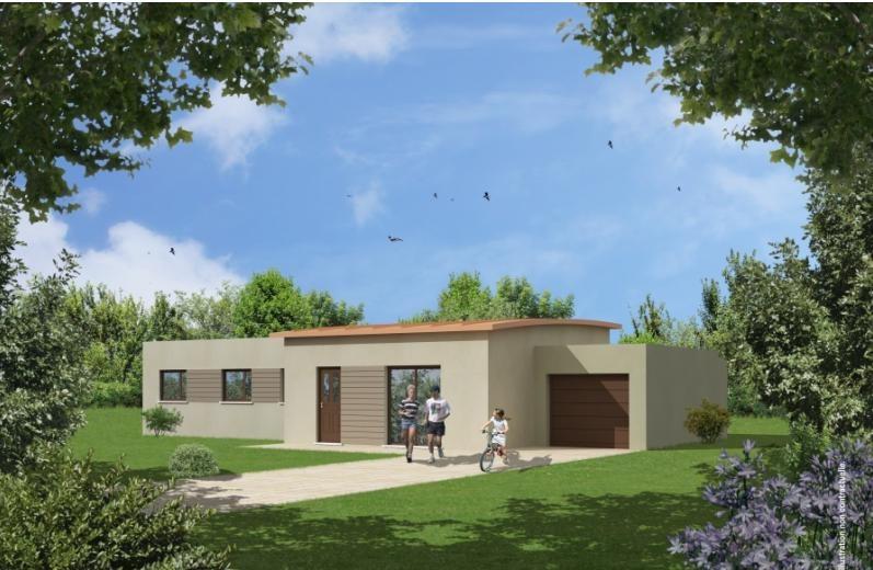 constructeur natilia maison bois pr sente sa maison gamme contemporaine natitoa. Black Bedroom Furniture Sets. Home Design Ideas