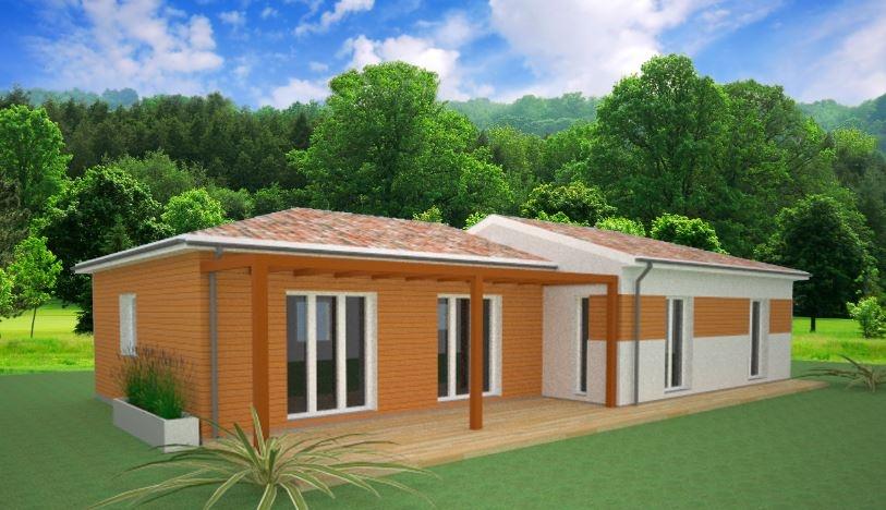 maison bois en kit riga