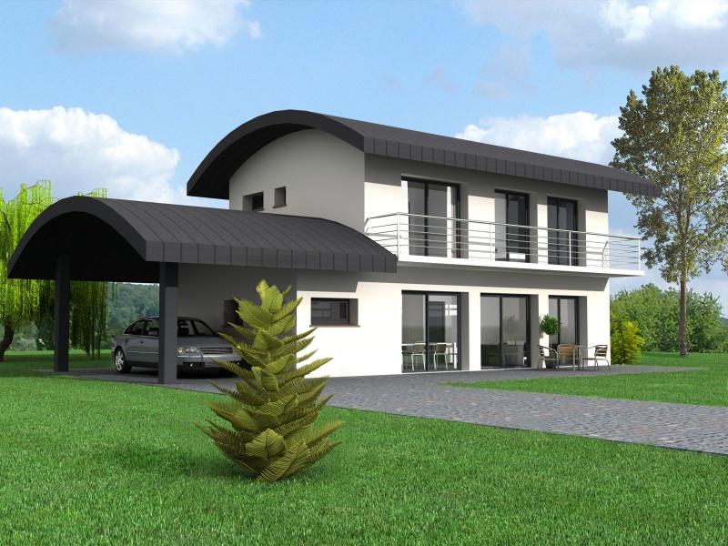 constructeur r sidences inter pr sente sa maison maison bocs guerard saint adrien. Black Bedroom Furniture Sets. Home Design Ideas