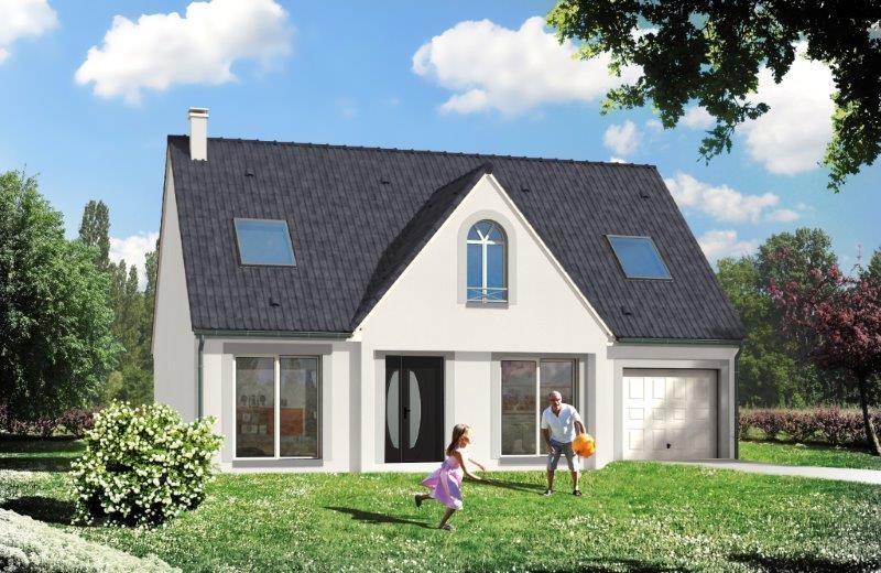 Neuve maison gallery of maison neuve maison neuve de m for Terrain et maison neuve