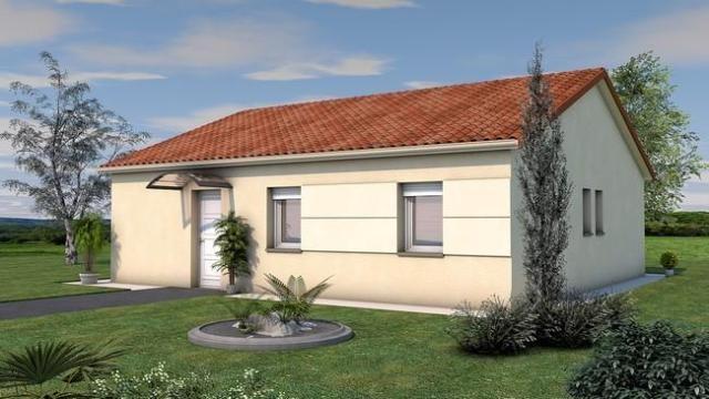 constructeur maisons casa nova pr sente sa maison mod le tatiana. Black Bedroom Furniture Sets. Home Design Ideas