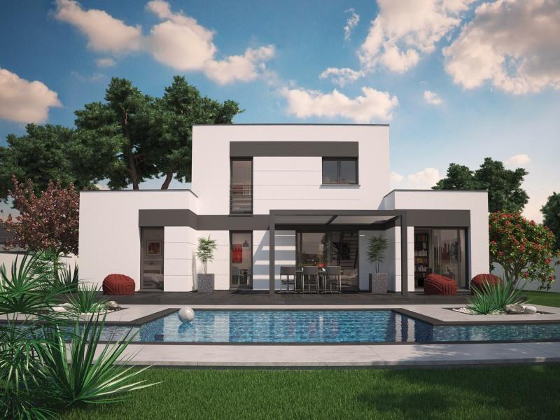Constructeur so 39 9 habitat pr sente sa maison oreka for Ma maison contemporaine
