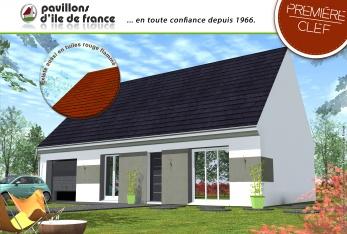 Photo maison Modèle PREMIERE CLEF