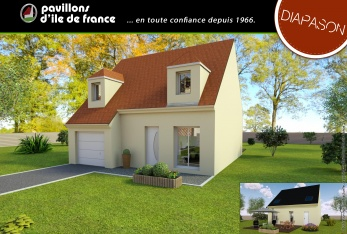 Photo maison Modèle Diapason
