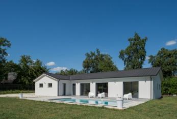 Photo maison Réalisation SO 9 HABITAT à Léognan