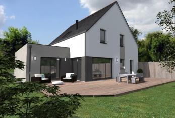 Photo maison Modèle Alliance Construction
