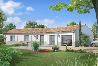 Photo maison Modèle ECRIN