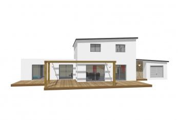 Photo maison Modèle 15 de notre catalogue sur caska.fr