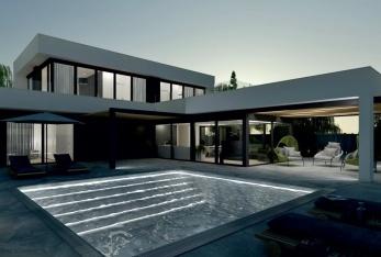 Photo maison VILLA SUR MESURE SUR 1205 m2 DE TERRAIN