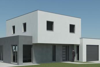 Photo maison Cube 140