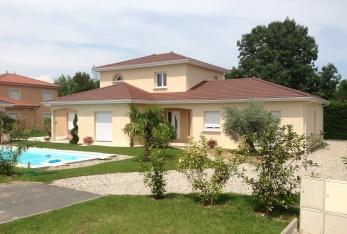 Photo maison CHARVIEU