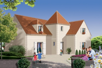 Photo maison Modèle Montmorency