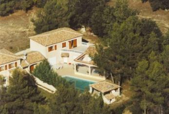 Photo maison Aix en provence