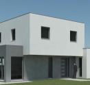 Aperçu maison à construire