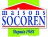 Logo Maisons Socoren SDMS 2 Saint-Brieuc