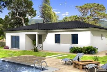 Photo maison Maison 90 M² 3 chambres + terrain