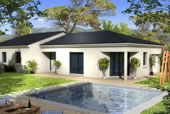 Photo maison Maison 90 M² 4 chambres + terrain