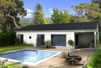 Photo maison Maison 90 M² 3 chambres + terrain 1000 M²