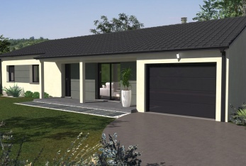 Photo maison AMINA Plain Pied avec garage integré