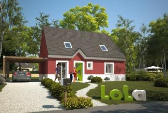 Photo maison Modèle LOLA