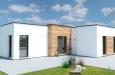 Photo maison MAISON CUBIQUE PLAIN-PIED DE 151 M²