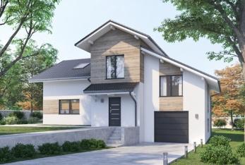 Photo maison modèle LAVANDE