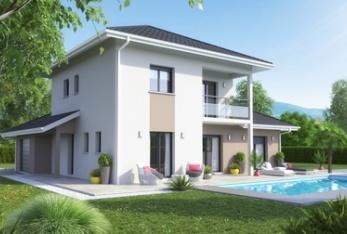 Photo maison modèle MYOSOTIS
