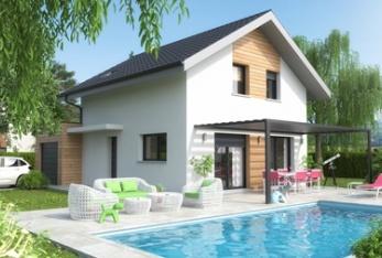 Photo maison modèle LYS
