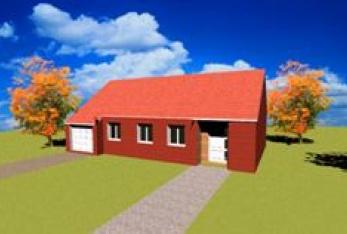 Photo maison Standing 5 100m² - Bois
