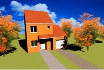 Photo maison Standing 7 100m² - bois