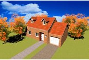 Photo maison Standing 9 100m² - bois