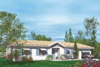 Photo maison Modèle Garonne
