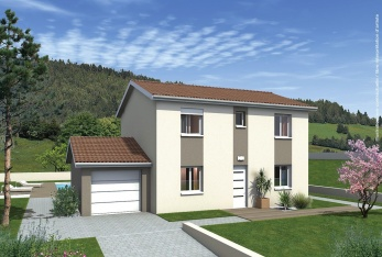 Photo maison Baladi contemporaine