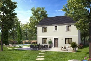 Photo maison Modèle Atria 90