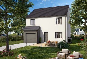 Photo maison Modèle JADE 110