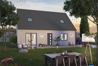 Photo maison Modèle MIRA 105