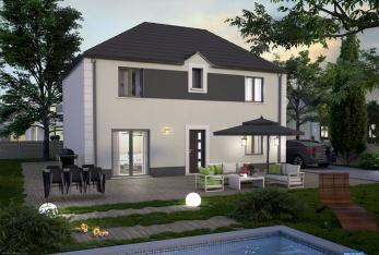 Photo maison Modèle Saphir 140