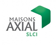logo MAISONS AXIAL