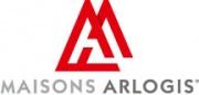 Logo Maisons Arlogis Normandie