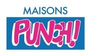 logo MAISONS PUNCH
