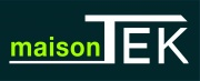 Logo maison TEK - Groupe bWOOD