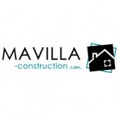 logo MAVILLA CONSTRUCTION