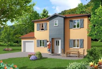 Photo maison Gamme Villasnelles  - Centre Natiline