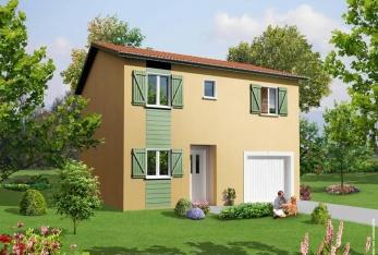 Photo maison Gamme Villasnelles  - Centre Natiming 4 CH