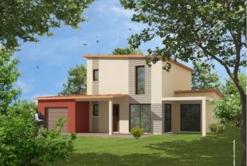 Photo maison Gamme Contemporaine - Nativaé 3 Chambres
