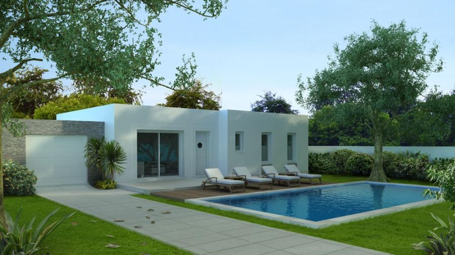 constructeur maison moderne bouches du rhone ventana blog. Black Bedroom Furniture Sets. Home Design Ideas