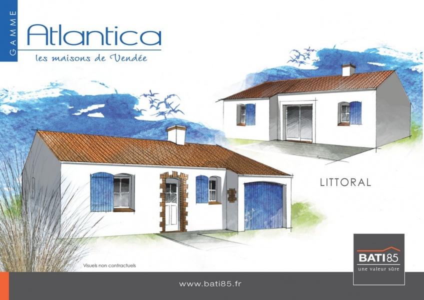 Constructeur bati 85 pr sente sa maison atlantica littoral for Constructeur maison individuelle 85